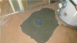 Gallery of Floor Drain Installation by Blue Mountain Services Ltd.