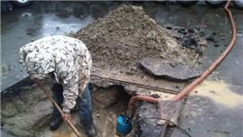 Gallery of Water Main Repairs by Blue Mountain Services Ltd.